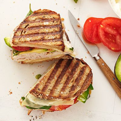 "<p>For someone who has sampled delicacies of the world's great chefs, the tastiest food is made at home, where the main ingredient is love. ""The Love Sandwich has become a Stedman staple on Saturday afternoons,"" — Oprah Winfrey</p><p><b>Recipe:</b> <a href=""http://www.delish.com/recipefinder/love-sandwich-recipe-opr0412""><b>Love Sandwich</b></a></p>"
