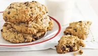 "<p>This hybrid of our two favorite classic cookies delivers a soft, lightly cinnamon-spiced dough rich with sweet chocolate chips and chewy raisins. Feel free to substitute alternate dried fruits like dried cherries for a different cookie experience.</p><p><b>Recipe: <a href=""/recipefinder/grandma-mollies-oatmeal-raisin-chocolate-chip-cookies-recipe"" target=""_blank"">Grandma Mollie's Oatmeal Raisin Chocolate Chip Cookies</a> </b></p>"