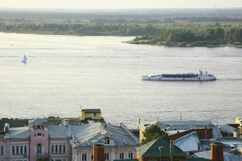 """<p>To navigate what $5 will buy you in the third largest city in Russia, we asked Nizhnyi Novgorod native, travel writer, and <a href=""""http://womenstravelfest.com/"""" target=""""_blank"""">Women's Travel Fest</a> organizer <a href=""""http://unlikelypilgrim.com/"""" target=""""_blank"""">Masha Vapnitchnaia</a> what some of the most remarkable $5 items are in her hometown. Apparently, it's pretty remarkable — """"$5 can purchase 5 tins of imitation black caviar with crème fraîche spread at Real Supermarket,"""" she noted, causing us to envision the best lunch imaginable.</p>"""