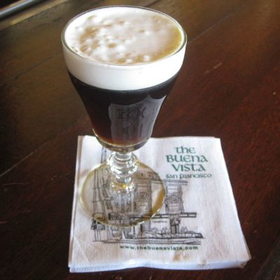 "After Guinness, the Irish coffee is quite possibly Ireland's most famous drink. This hot cocktail is a mixture of coffee, whiskey, sugar, and cream. It's famous thanks to the <a href=""http://thebuenavista.com/index1.html""><b>Buena Vista Cafe</b></a>, a San Francisco establishment that perfected the recipe in 1952 and has since served countless glasses to thirsty bar-goers. I headed to the cafe to learn its signature technique for making this iconic drink. Here, bartender Paul Nolan, who's been behind the bar for 35 years and estimates he's poured between 3 and 4 million Irish coffees, teaches us how it's done."