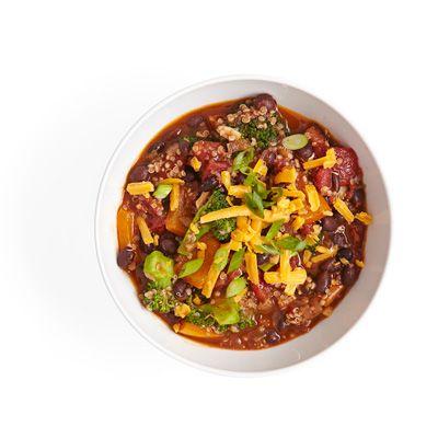 Quinoa-Black Bean Chili