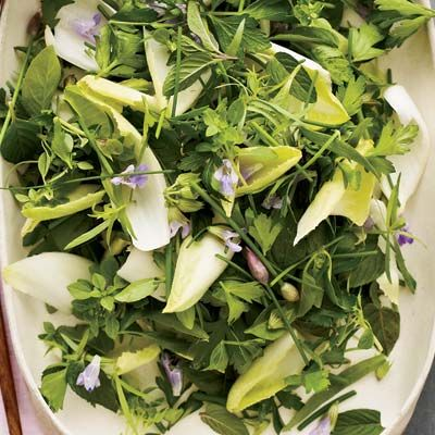 "<p>Herb salads can be intense, but crisp endive leaves keep this recipe light and subtle.</p> <p><b>Recipe: <a href=""http://www.delish.com/recipefinder/herb-endive-salad-creamy-lime-dressing-recipe"" target=""_blank"">Herb-and-Endive Salad with Creamy Lime Dressing</a></b></p>"