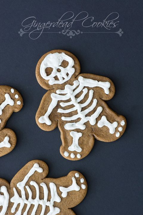 Gingerdead Cookies