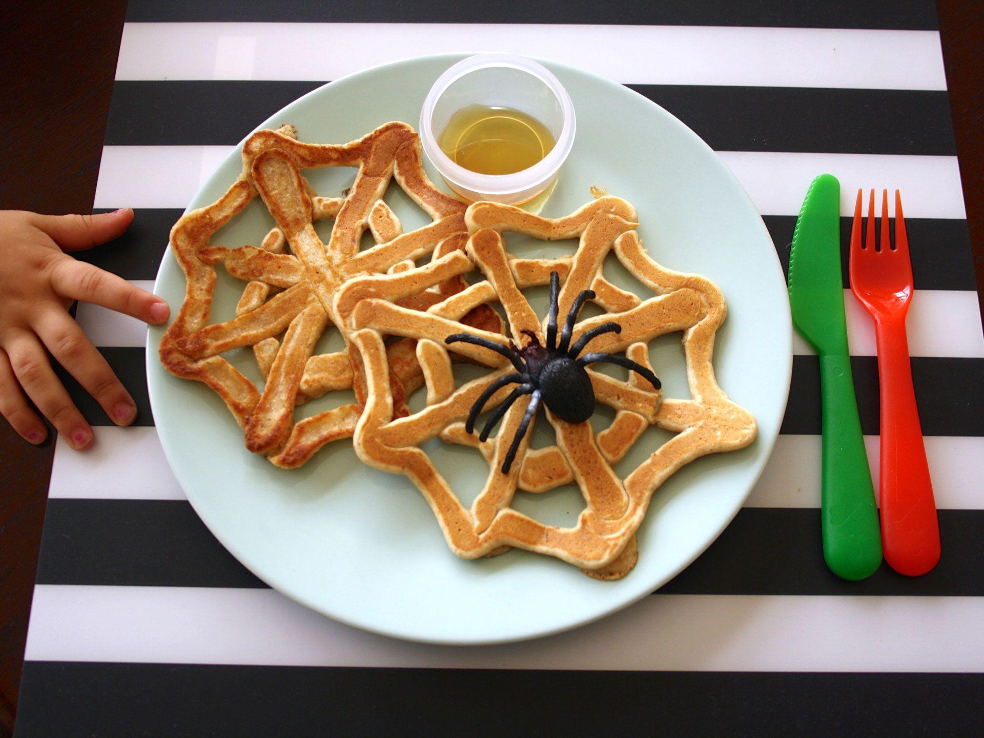 20+ halloween breakfast ideas - recipes for cute halloween