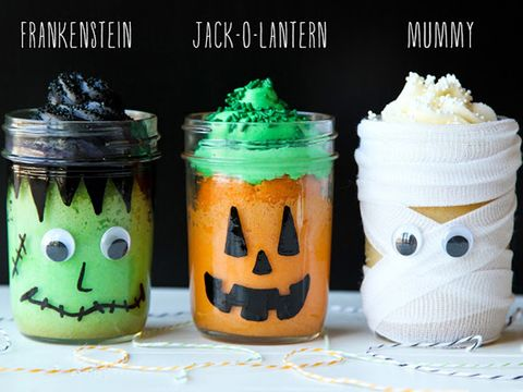 """<div class=""""imageContent""""> <p>The hardest part of this recipe? Trying to figure out which cute character is your favorite. </p> <p><strong>Get the recipe at <a href=""""http://lifemadesimplebakes.com/2012/10/halloween-mason-jar-mini-cakes/"""" target=""""_blank"""">Life Made Simple</a>.</strong></p> <p><strong>RELATED:</strong> <a href=""""http://www.countryliving.com/cooking/recipes/halloween-cake-recipes-1008#slide-1"""" target=""""_blank"""">21 Bewitching Halloween Cakes</a></p> </div>"""