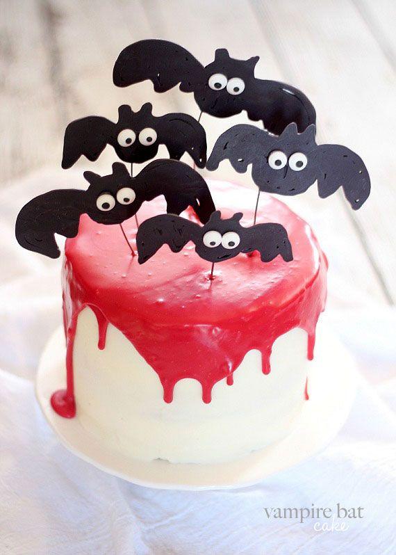 Vampire Themed Food Vampire Inspired Halloween Snacks