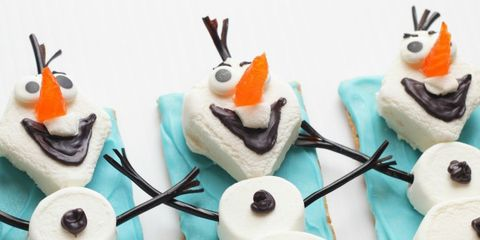 """<p></p> <p><strong>Get the recipe from <a href=""""http://www.sheknows.com/food-and-recipes/articles/1023031/olaf-the-snowman-snacks"""" target=""""_blank"""">She Knows</a>.</strong></p>"""