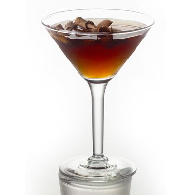 German Chocolate Martini
