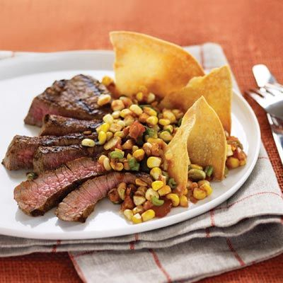"<p>Yes, you can have your steak and eat it, too, while maintaining a low-fat diet. In just 30 minutes and with minimal effort, this smoky, spicy steak-and-salad dinner can be on the table.</p><br /><p><b>Recipe: <a href=""/recipefinder/chipotle-steak-corn-salsa-recipe"" target=""_blank"">Chipotle Steak and Corn Salsa</a></b></p>"
