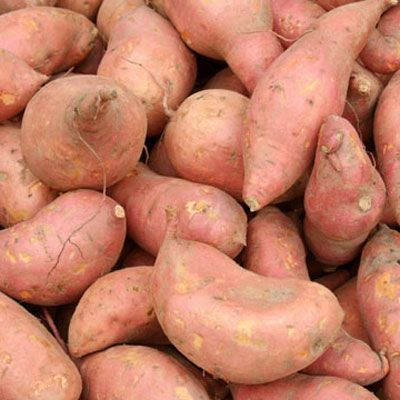 Sweet potatoes can be particularly stress-reducing because they can satisfy the urge you get for carbohydrates and sweets when you are under a great deal of stress. They are packed full of beta-carotene and other vitamins, and the fiber helps your body to process the carbohydrates in a slow and steady manner.