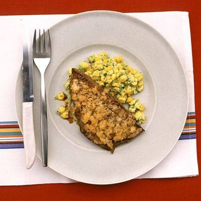 """<p>Avoid the oven by cooking these tenderloins over low heat in a covered pan. Once the meat is cooked through, you can create a quick, creamy pan sauce using two types of mustard and reduced-fat sour cream.</p><br /><p><b>Recipe: <a href=""""/recipefinder/pork-tenderloin-mustard-sauce-recipe"""" target=""""_blank"""">Pork Tenderloin with Mustard Sauce</a> </b></p>"""