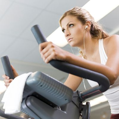 "<p>Overdoing exercise can actually undermine your weight-loss and health goals. ""Working out seven days a week can weaken our immune system, strain our joints, and tire us out,"" Snyderman says. ""Your muscles need time to repair so they can be more efficient during your next session."" To prevent workout burnout, schedule at least one day off a week, and change up your routine — by doing arm weights one day, say, and leg moves the next — to avoid overusing one set of muscles. Be sure to keep your back straight and not to lean on the handles of cardio equipment, to prevent injury and maximize calorie burn.</p>"