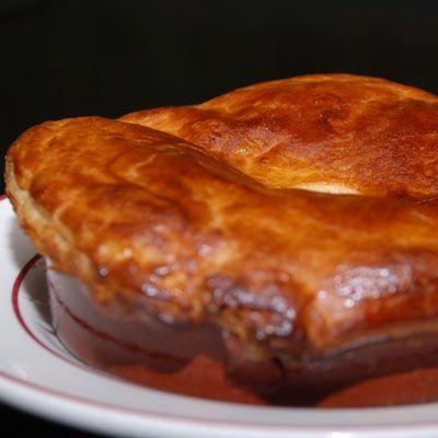 The Waverly Inn En Pot Pie