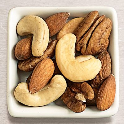 "A handful a day may reduce the risk of sudden cardiac death for women, according to research from Harvard Medical School. The probable reason: They contain lots of alpha-linolenic acid (ALA), which turns into heart-healthy omega-3 fatty acid once it's in your body. Nuts are also the best -sources of arginine, an amino acid that plays an important role in wound healing and immune functions.<br /><br />  <b>Add Walnuts to Your Diet:</b><br /> <a href=""/recipefinder/tamari-walnuts-makes-12-cup-recipe-9364"" target=""_blank""><b>Tamari Walnuts</b></a>"