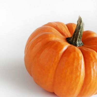 "Pumpkins are the only produce that contains the triple crown of beta-carotene, alpha-carotene, and lutein — substances known as carotenoids, which your body converts into vitamin A, and which protect you against heart disease, says New York City-based nutritionist Keri Glassman. Toss some canned pumpkin into a smoothie, or substitute fresh pumpkin for squash in any recipe.<br /><br />  <b>Add Pumpkin to Your Diet:</b><br /> <a href=""/recipefinder/spiced-pumpkin-cookies-recipe-4773"" target=""_blank""><b>Spiced Pumpkin Cookies</b></a>"