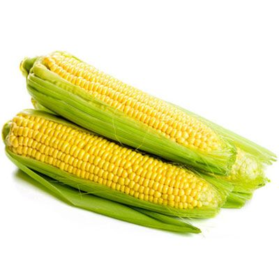 "<p>Sweet corn may take a lot of fertilizer to grow, but you're unlikely to end up with any pesticides on the kernels.</p><br />  <p><b>Choose:</b> There is nothing like fresh corn on the cob from a local farm stand in late summer. Buy it fresh and local, and boil it that day for the best results.</p><br />  <p><b>Recipes:</b><br /> <a href=""/recipes/cooking-recipes/sweet-corn-recipes"" target=""_blank""><b>8 Healthy Sweet Corn Recipes</b></a><br /> <a href=""/recipes/cooking-recipes/sweet-corn-recipes-clv"" target=""_blank""><b>9 Craveable Sweet Corn Recipes</b></a>"