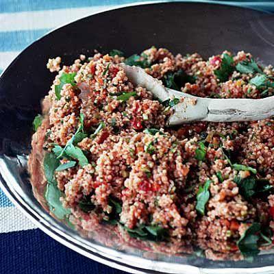 Mediterranean Menu Recipes - Easy Recipes for a Mediterranean Meal