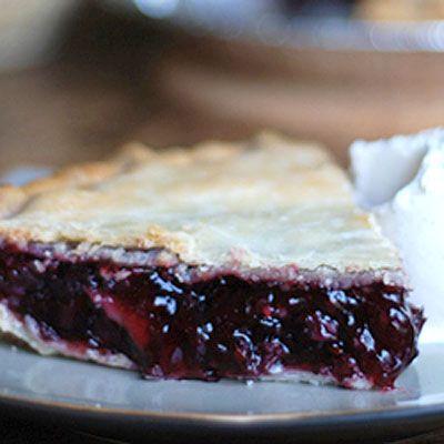Riverbend Plantation's Saskatoon Pie