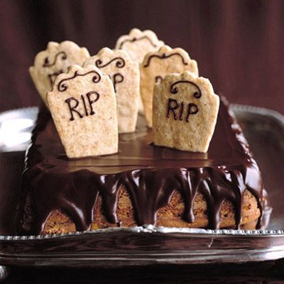 Halloween Graveyard Cake Decorating Ideas from hips.hearstapps.com