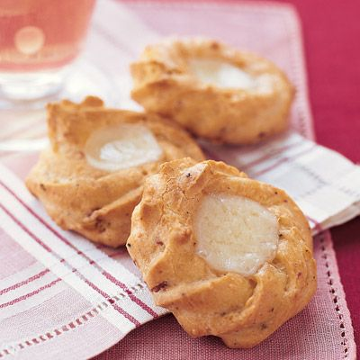 "<p>Finely shredded ham and cheese permeate these toothsome savory cookies, which have a bonus cube of cheese melted right on top.</p><br /><p><b>Recipe:</b> <a href=""/recipefinder/ham-gruyere-thumbprints-recipe-mslo1110"" target=""_blank""><b>Ham and Gruyere Thumbprints</b></a></p>"