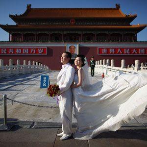 Global Wedding Traditions: China