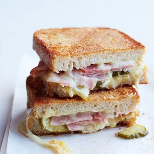 """<p>The best way to improve on a great grilled cheese is to sprinkle some cheese on the outside of the bread. It creates a super-crisp, cheesy crust.</p> <p><b>Recipe:</b><a href=""""http://http://www.delish.com/recipefinder/inside-out-grilled-ham-cheese-sandwiches-recipe-fw1013?click=recipe_sr""""><b>Inside-Out Grilled Ham-and-Cheese Sandwiches</b></a></p>"""