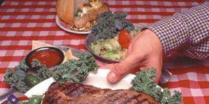 72-ounce Sirloin Steak