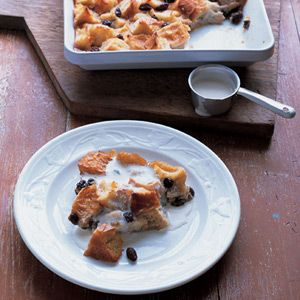 "<p>This warm bread pudding recipe transforms day-old bread — plus eggs and cream — into an indulgence. This version has Creole roots, with cubes of baguette and a sauce that's flavored by a healthy dose of bourbon.</p><br />  <b>Recipe:</b> <a href=""/recipefinder/louisiana-bread-pudding-whiskey-sauce-recipe-mslo0711"" target=""_blank""><b>Louisiana Bread Pudding with Whiskey Sauce</b></a>"