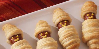 Litl Smokies Mummy Dogs Recipe