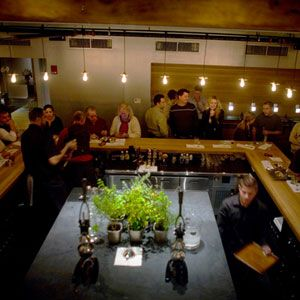 """<p>Star chef Barbara Lynch's bar dispenses with menus; mixologist John Gertsen and his team custom-make drinks like the Garden State (a citrusy vodka cocktail) for each guest.</p><p><i>348 Congress St.; 617-696-1806; <a href=""""http://www.drinkfortpoint.com/"""" target=""""_blank"""">drinkfortpoint.com</a></i></p><br/><p><b>Related Recipes:</b> <a href=""""/entertaining-ideas/parties/cocktail-parties/vodka-mixed-drinks-recipes""""><b>18 Vodka Cocktails</b></a></p>"""