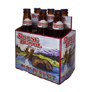 <p>What's the choice liquid in Montana? Moose Drool. Big Sky Brewing says it's the top-selling beer in Montana. People keep coming back for the creamy beer, which is brewed with pale, caramel, chocolate, and whole black malts.</p><br />