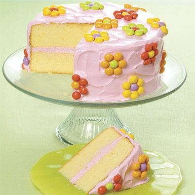 Floral cake cake recipes floral cake mightylinksfo