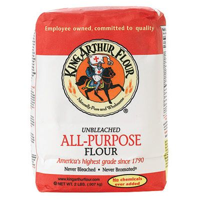 Always use the flour specified in the recipe. All-purpose flour is suitable for most baked goods, while cake flour is for finer baking, especially angel food and chiffon cakes. King Arthur Flour produces both types. If you don't have cake flour on hand, substitute 3/4 cup plus 2 tablespoons twice-sifted all-purpose flour for 1 cup sifted flour.