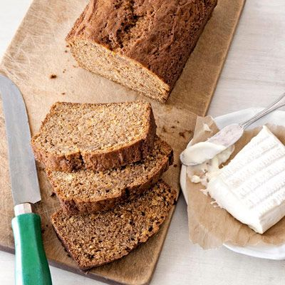 "<p>Try this moist bread with butter or a mild cheese. For a sweet fall treat, add a scoop of ice cream and a drizzle of melted chocolate. </p><br /> <p><b>Recipe: </b><a href=""/recipefinder/pumpkin-bread-recipe"" target=""_blank""><b>Pumpkin Bread</b></a></p>"