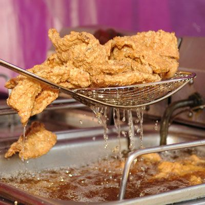 "<p><b>Where It's Sold:</b> <a href=""http://www.bigtex.com/sft/"" target=""_blank"">State Fair of Texas</a>, Dallas, TX<br /> <b>The Fried Facts:</b> This ode to bacon won the award for Best Taste at the 2008 Big Tex Choice Awards. Creator Glen Kusak has been credited for helping make this dish the popular success it has become.</p><br />  <p>Admire more appetizing <a href=""/recipes/cooking-recipes/bacon"" target=""_blank"">bacon dishes</a>.</p>"
