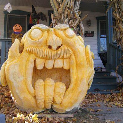 25 Creative Halloween Pumpkin Carving Ideas Funny Jack O