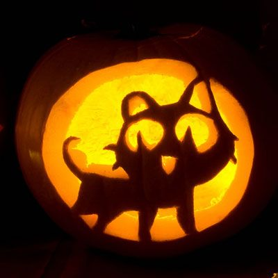 30+ Creative Halloween Pumpkin Carving Ideas , Awesome Jack