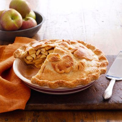 "For a tasty, crowd-pleasing pie that's sure to be a hit at your holiday party, <a href=""http://www.delish.com/recipes/perfect-pie-recipes"" TARGET=""_blank"">try one of these five delicious recipes</a>, including Pear-Cranberry Lattice Pie, Dark Chocolate-Walnut Caramel Pie and Pumpkin Pie with Pecan Brittle."