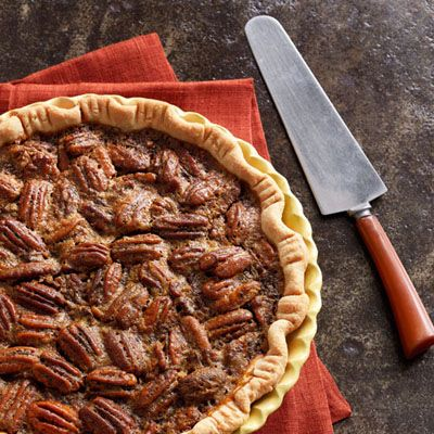 "Many recipes call for pie crusts to be blind-baked -- that is, precooked without the filling so that the crust can set enough form a seal. To perfect this technique, <a href=""http://www.delish.com/recipes/precooked-pie-crust"" TARGET=""_blank"">try these steps</a>."
