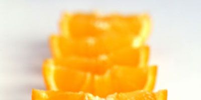 """<p><a href=""""http://www.umm.edu/ency/article/002404.htm"""" target=""""_new""""> Vitamin C</a> helps the body maintain healthy tissues and a strong immune system, and it <a href=""""http://www.health.gov/dietaryguidelines/dga2005/document/html/chapter2.htm"""" target=""""_new""""> aids in the absorption of iron</a>. The <a href=""""http://health.nytimes.com/health/guides/nutrition/vitamin-c/background.html"""" target=""""_new""""> recommended daily allowance</a> (RDA) for adult men is 90 mg and for adult women it's 75 mg. Here are the top 10 food sources of vitamin C, according to the USDA's <a href=""""http://www.health.gov/dietaryguidelines/dga2005/document/html/AppendixB.htm#appB9"""" target=""""_new""""> Dietary Guidelines for Americans</a>.</p>"""