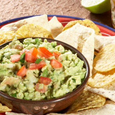 """<p><b>Community member:</b> <a href=""""/rf/user/eseteach99/recipebook"""" target=""""_blank"""">eseteach99</a></p><p><b>Experience level:</b> Intermediate</p><p><b>Favorite cuisines:</b> Mexican, Southwestern, Middle Eastern/North African, Mediterranean, Italian, Greek, Vegetarian</p><br /><p><b>Recipe: </b><a href=""""/recipefinder/Mexican-guacamole-97A6055ED82511DCB0CA11F03EBD5582"""" target=""""_blank""""><b>Mexican Guacamole</b></a></p><p>No Mexican meal is complete without a bowl of cool, creamy guacamole. This simple version is ready in just 10 minutes. Break out the chips!</p>"""