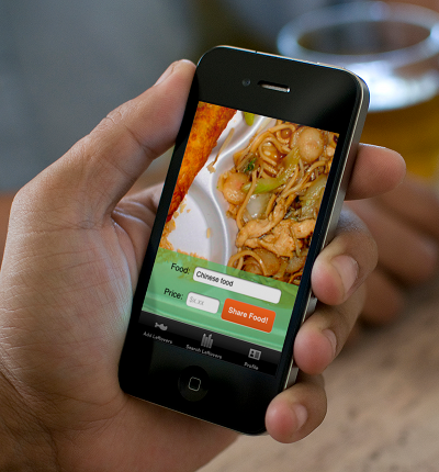 App Helps Strangers Swap Leftovers - Share Leftovers with LeftoverSwap