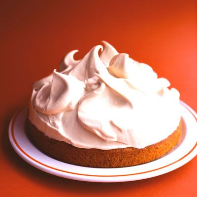 "<b>Key Ingredient: Coca-Cola</b><br /> Who would guess that carbonated soda is the secret ingredient in this stunning cake? The sweet cola flavor is both baked into the banana cake and whipped into the  simple meringue. Don't be scared — it's easier than it looks!<br /><br /><b>Recipe: <a href=""/recipefinder/frothy-coca-cola-banana-cake-recipe"" target=""_blank"">Frothy Coca-Cola and Banana Cake</a></b>"