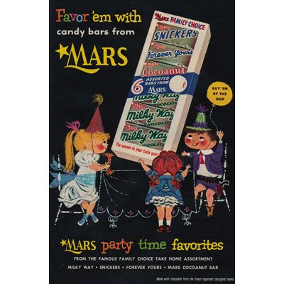 <p><b>Brand:</b> Forever Yours, Mars</p><p><b>Year Launched:</b> 1936</p> <p><b>What Made It Great:</b> Dark chocolate and nougat. This chewy, dark-chocolate-covered vanilla nougat bar lined with a layer of caramel was introduced as the Forever Yours Bar by Mars in 1936 and discontinued in 1979. With the news that dark chocolate has health benefits, the bar was reintroduced in 1989 as Milky Way Dark, and eventually renamed (in 2000) Milky Way Midnight bar. Mars executives, please keep it around!</p>