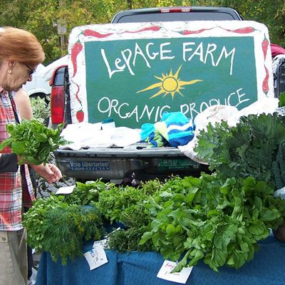 "Specialty and small farms (there's one that just grows berries!) are the highlights of the 30-year-old <a href=""http://www.montpelierfarmersmarket.com/"" target=""_blank""><b>Capital City Farmers' Market</b></a>. The market's 40-plus vendors carry Vermont staples such as maple syrup, cheese, and meat, as well as items Vermont is not (yet) known for, like wine and hot sauce. The market is open on Saturdays from May through October. Don't miss the strawberry shortcake fundraiser in the spring.<br /><br /><b>Recipe:</b> <a href=""/recipefinder/berries-cream-shortcake-1213"" target=""_blank""><b>Berries and Cream Shortcake</b></a>"