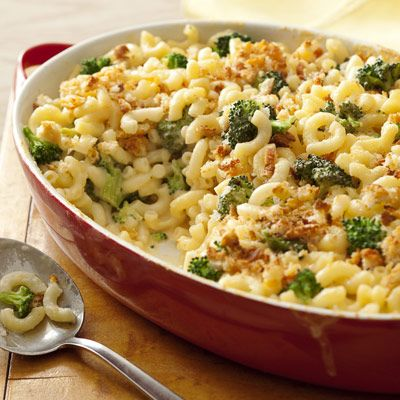 "<p>Get your daily dose of veggies with a hearty helping of this creamy, comforting mac 'n' cheese.</p><br /><p><b>Recipe: <a href=""/recipefinder/broccoli-mac-n-cheese-recipe-ghk0510"" target=""_blank"">Broccoli Mac 'n' Cheese </a></b></p>"