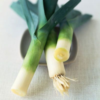 "<p>Hold the onions! When a recipe calls for onions, consider adding leeks instead to create a subtle, sweet flavor that won't overpower the dish — or your date. Their light green hue also adds a pleasant hint of color to salads, soups, or side dishes.</p><br /> Recipes:<br /> <a href=""/recipefinder/risotto-smoked-turkey-leeks-mascarpone-recipe-8306"" target=""_new""><b>Risotto with Smoked Turkey, Leeks, and Mascarpone</b></a><br /> <a href=""/recipefinder/irish-lamb-stew-recipe-5497"" target=""_new""><b>Irish Lamb Stew</b></a><br /> <a href=""/recipefinder/30-minute-minestrone-recipe-8240"" target=""_new""><b>30-Minute Minestrone</b></a><br />"