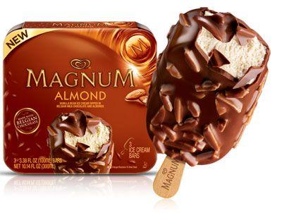 Magnum Ice Cream Bars Review - New Ice