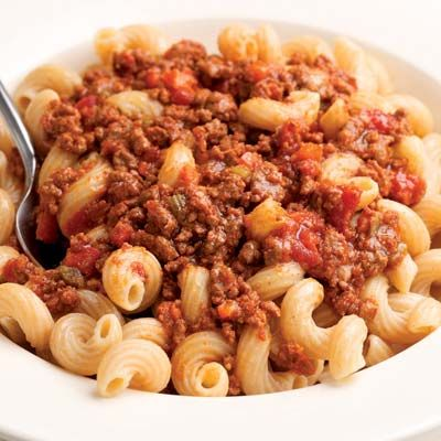 Spaghetti Meat Sauce Recipes - Ragu