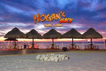 Hogan S Beach Tampa Bay